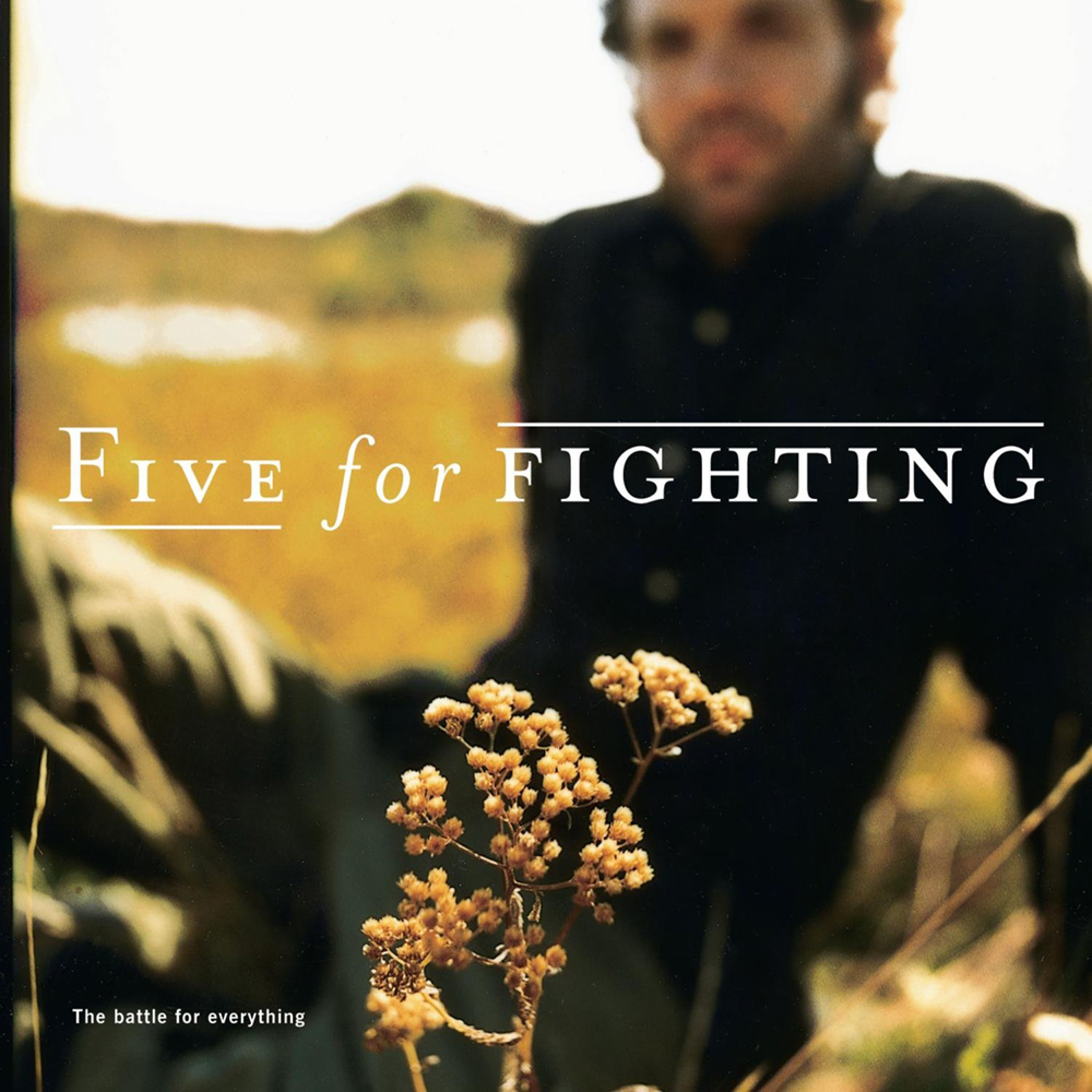Five For Fighting - The Battle for Everything